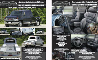 Select Design Vehicles Select Solutions Group Super